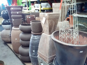 Terracotta Pots Earthy